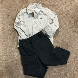Carter's Baby Boy 2 Piece Outfit